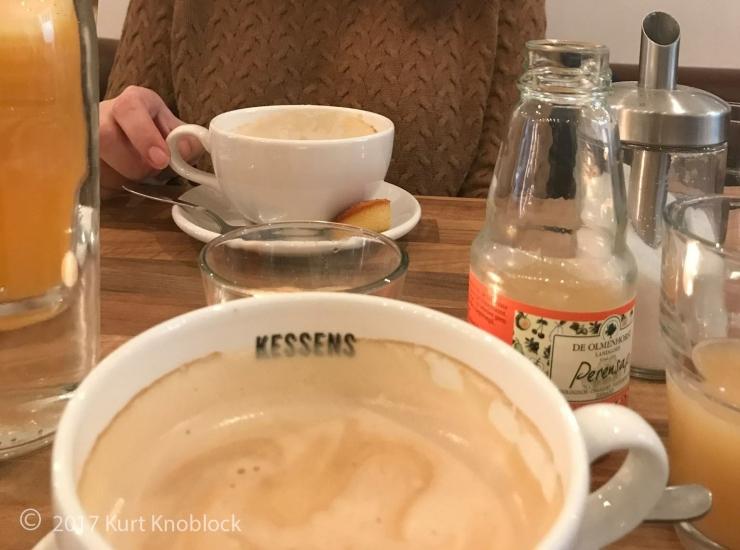 Coffee at Kessens